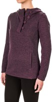 Columbia Darling Days Hoodie - Button Neck (For Women)