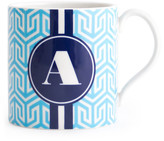 Jonathan Adler Light Blue Carnaby Mug - A