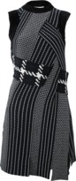 3.1 Phillip Lim Draped Jacquard Dress