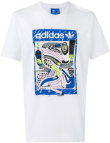 adidas Artist London T-shirt - men - Cotton - M