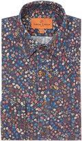 Simon Carter Flower Fruit Liberty Shirt