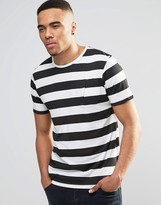 Ringspun Cruz Stripe T-Shirt