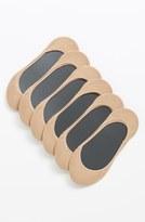 Nordstrom 6-Pack No-Show Liner Socks