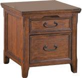 Signature Design by Ashley Woodboro Power End Table