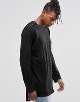 Cheap Monday Trap Longline Top Long Sleeve