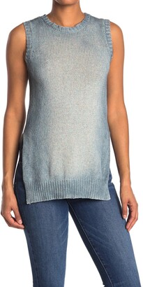 Line Zamora Sleeveless Pullover Sweater