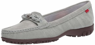 Marc Joseph New York Women's Leather Made in Brazil Orchard Street Golf Shoe Moccasin