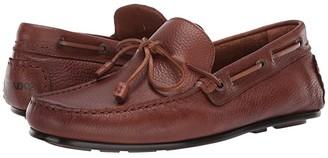 Sebago Tirso Tie (Brown/Cognac) Men's Shoes