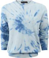 The Elder Statesman Billy Tie Dye Pullover