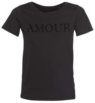 Marc O'Polo TORY women's T shirt in Black