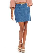 GB A-Line Denim Skirt