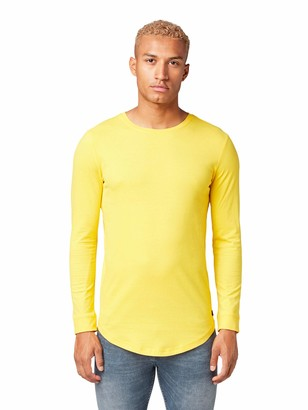 Tom Tailor Men's Basic Longsleeve T-Shirt
