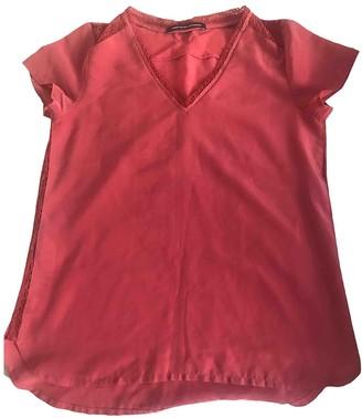 Comptoir des Cotonniers Pink Top for Women
