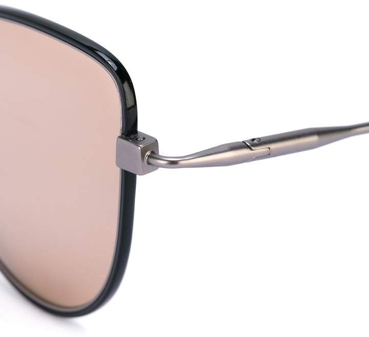 Cutler & Gross cat eye sunglasses