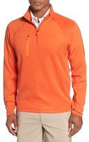 Bobby Jones Men's Xh2O Crawford Stretch Quarter Zip Golf Pullover