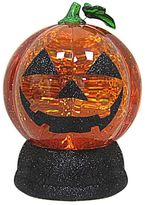 Celebrate Halloween Together Light-Up Pumpkin Table Decor
