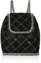 Stella McCartney Falabella Mini Quilted Backpack