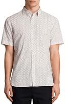 AllSaints Edman Slim Fit Button-Down Shirt