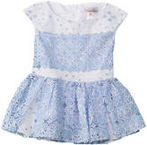 Halabaloo Girls' Lace Dress