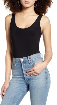 Leith Sleeveless Bodysuit