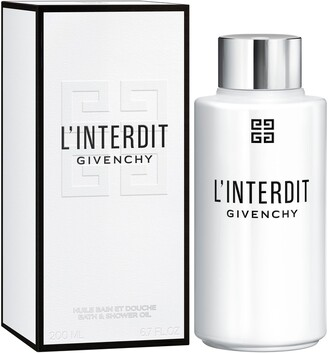 Givenchy L'Interdit Bath & Shower Oil