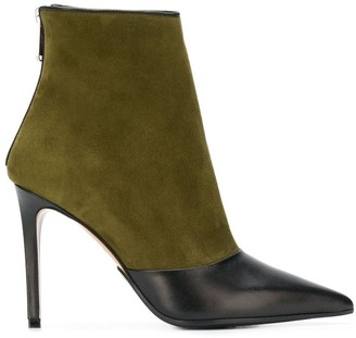 Balmain Toe Capped Boots