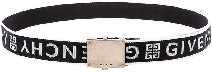 Givenchy Plate Buckle Belt