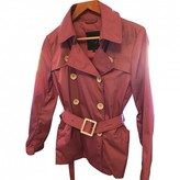 Fay Pink Trench Coat for Women