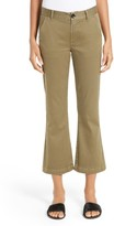 Frame Women's Le Crop Mini Boot Chinos