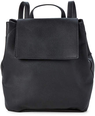French Connection Black Nina Backpack