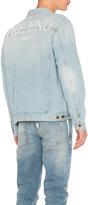 Off-White Scorpian Denim Jacket