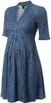 Isabella Oliver Cavendish Print Maternity Dress