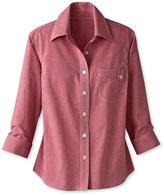 Coldwater Creek Chambray shirt
