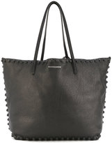 DSQUARED2 stud-trimmed tote bag - women - Calf Leather - One Size