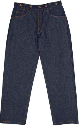 Lanefortyfive Rigwell Women's Stright Wide Legged Jeans