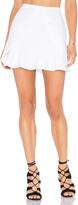 BCBGMAXAZRIA Lindsey Layered Skirt