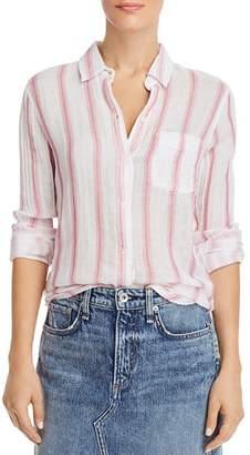 Rails Reagan Tulip Stripe Button-Down Shirt