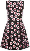 Alice + Olivia Lindsey Floral Dress