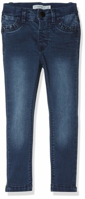 Name It Baby Girls' Nmfpolly Dnmtrilla 3086 Pant Noos Jeans