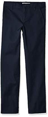 Amazon Essentials Slim Uniform Chino Pants Casual,8(S)