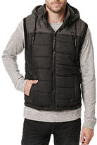 Buffalo David Bitton Felix Zippered Vest