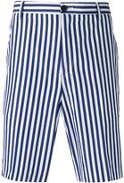 Kenzo striped shorts - men - Cotton - 48