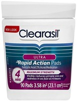 Clearasil Ultra Pore Cleansing Pads - 90 Count