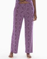 Soma Intimates Pajama Pants Imperial Nightshade