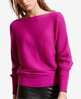 Lauren Ralph Lauren Rib-Knit Dolman Sweater