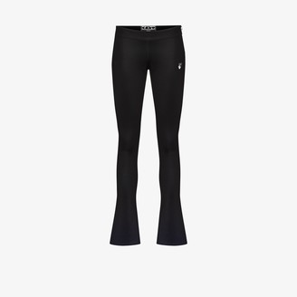 Off-White Athleisure flared leggings