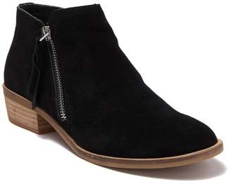 Dolce Vita Serah Suede Ankle Bootie