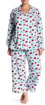 BedHead Shirt & Pants PJ 2-Piece Set (Plus Size)