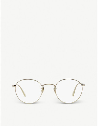 Oliver Peoples OV1186 Coleridge metal-framed eyeglasses