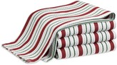 Williams-Sonoma Holiday Stripe Kitchen Towels, Set of 2